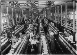 Magnolia Cotton Mill Via Wikimedia